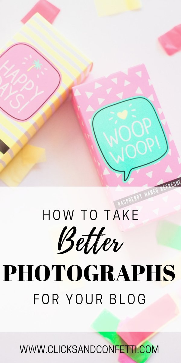 Blog photography tips for beginners