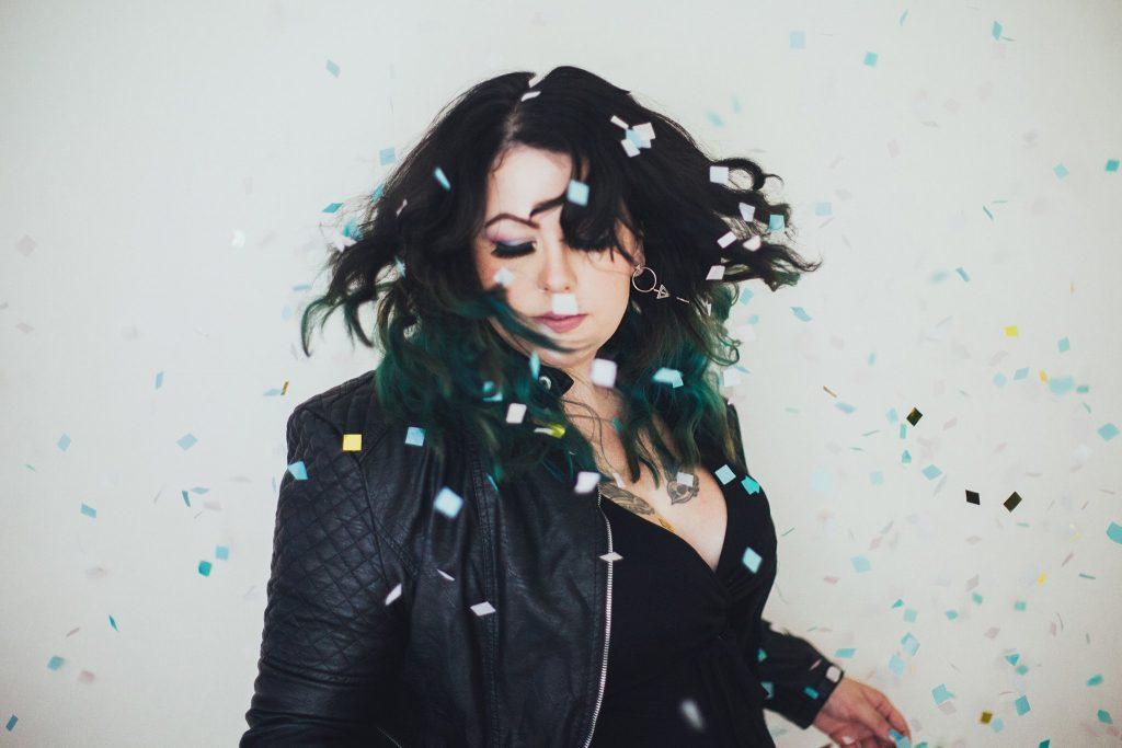 How to take confetti photos like a pro